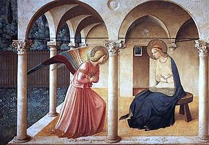 300px-ANGELICO,_Fra_Annunciation,_1437-46_(2236990916)